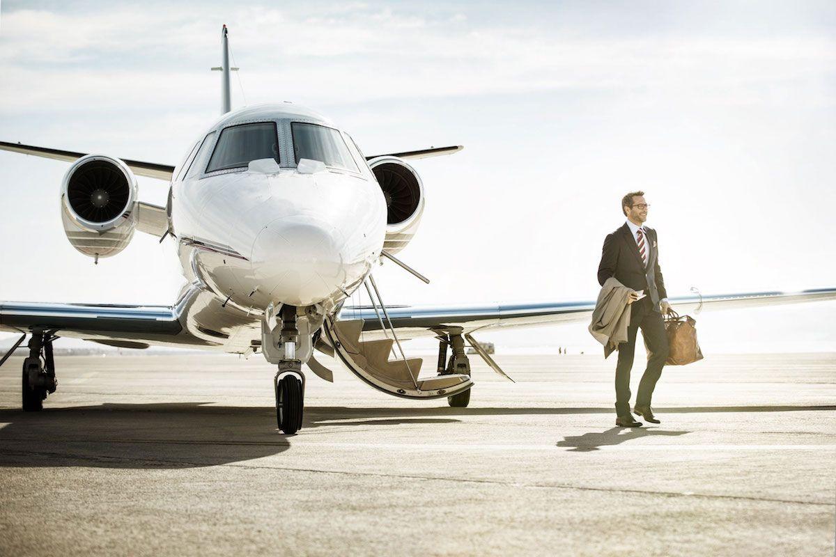 Private jets Barcelona